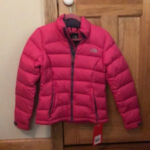 Girls winter North Face Jacket